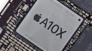 a10x fusion chip apple