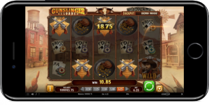iPhone Gunslinger Reloaded Gameplay