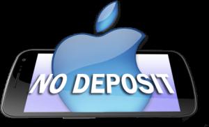 iphone no deposit bonus