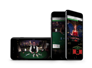 Live Mobile Casino Games