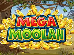 Mega Moolah Game Logo