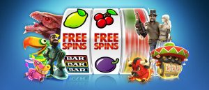 Mobile Free Spins Bonus With Slot Characters