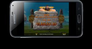 mobile jackpot slots smartphone
