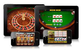 mobile phone casino