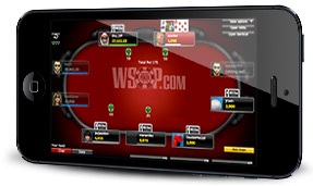 Mobile Poker Tournament