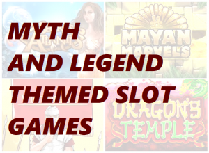 Myth and Legend Slots