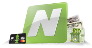 Neteller Logo With Cash