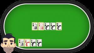 Omaha Poker Setup