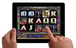 tablet slot