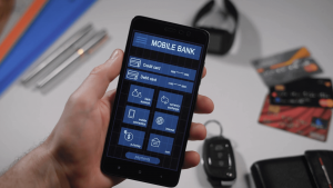 mobile deposit method bank transfer