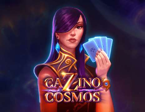 Cazino Cosmos Advert 2