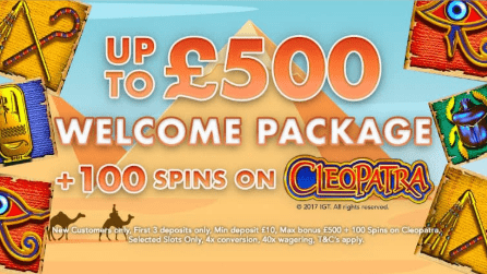 Love Reels Casino Welcome Bonus Advert
