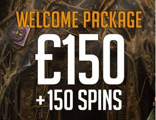 Temple Slots Welcome Bonus
