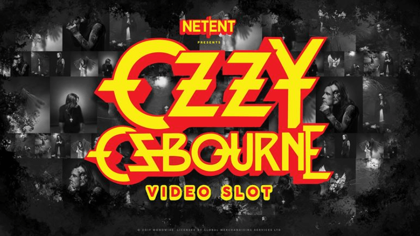 NetEnt Ozzy Osbourne Video Slot