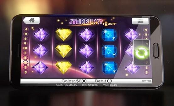 starburst slot at fast payouts casinos