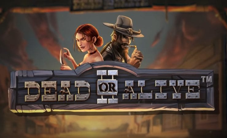 Dead or Alive II Logo And Characters