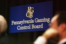 Pennsylvania Gaming Control Board Sign