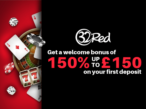 32Red Welcome Bonus