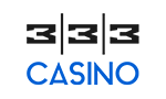 333 Casino logo