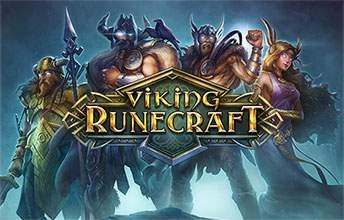 Viking Runecraft Slot Advert