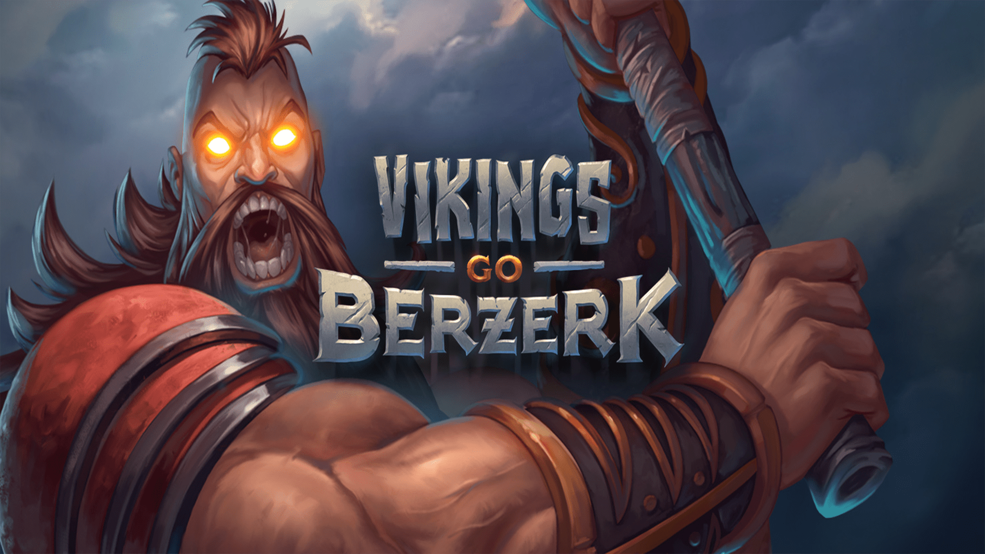 Vikings Go Berzerk Slot Advert
