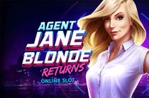 Agent Jane Blonde Returns Slot Machine