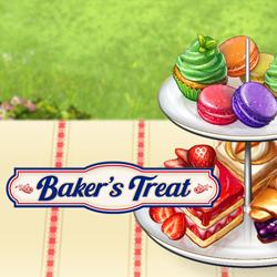Baker's Treat Online Slot Game