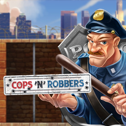 Cons 'n' robbers Slot Machine