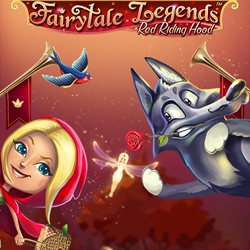 Fairytale Legends Red ridig hood slot