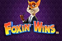 Foxin' Wins Online Slot Machine