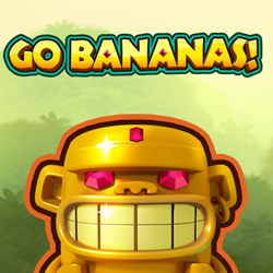 Go Bananas Video Slot machine