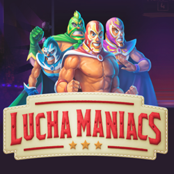 Lucha Maniacs Slot machine