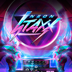 Neon Staxx online slot game