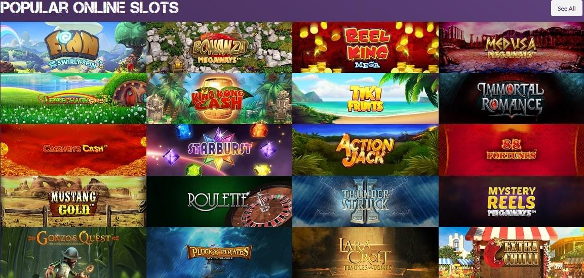 popular online slots slotstrike casino