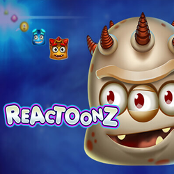 Reactoonz video slot