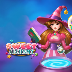 Sweet Alchemy Slot game