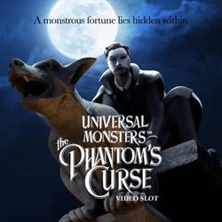 Universal Monsters of the Phantom Curse Slot