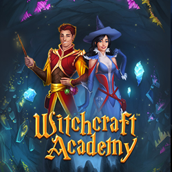 Witchcraft Academy slot by NetEnt