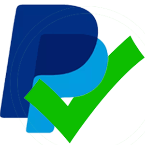 PayPal Check Mark icon