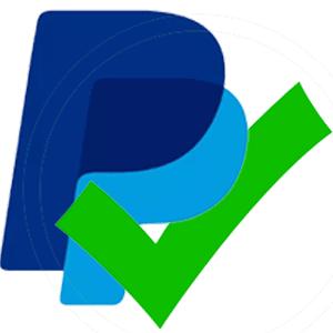 PayPal Check Mark icon